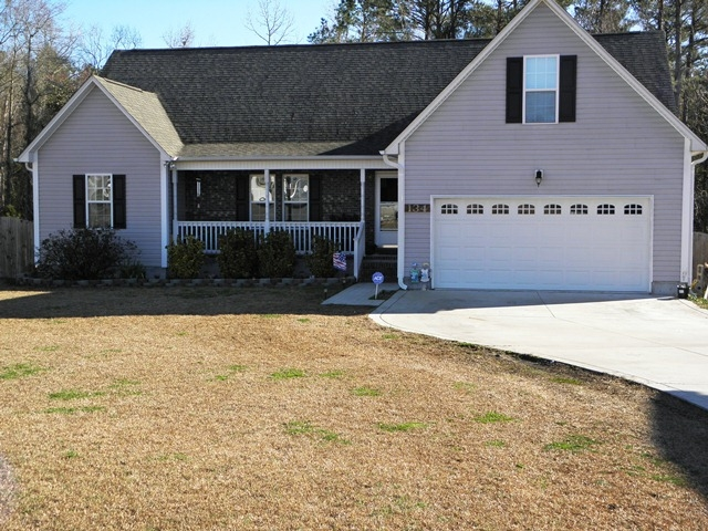 134 forbes estate drive for sale jacksonville nc 28540